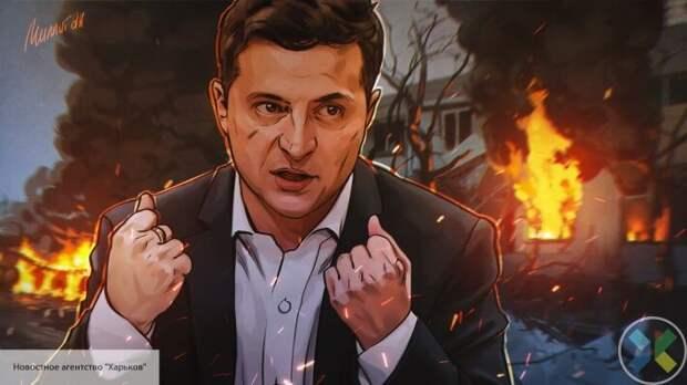 Зеленский заявил о наличии у Киева «плана Б» и «плана С» по Донбассу