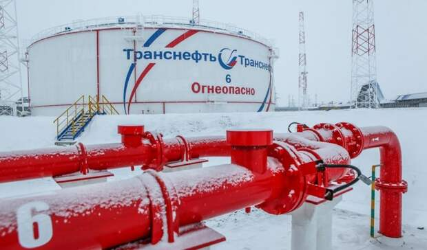 На14% сократилась прокачка нефти посистеме «Транснефти» вфеврале 2021