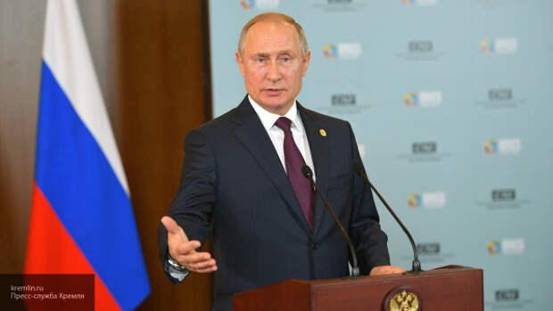 Путин рассказал, что погибшие в Северодвинске учёные испытывали новое оружие
