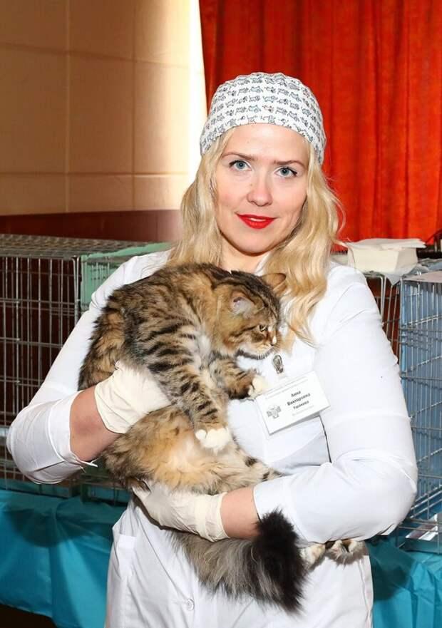 В Лефортове живет лучший ветеринар Москвы