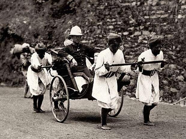 Как Англия выжимала соки из Индии