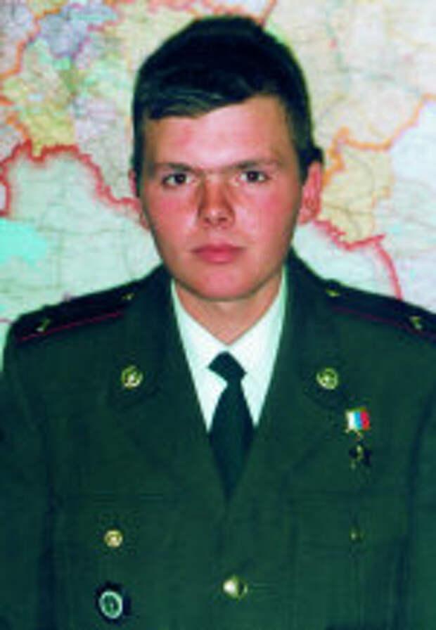 Чеченская война. Герой России Евгений Бушмелев.