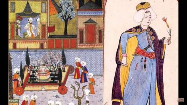 Видео: Почему у османских султанов 30 лет не рождались дети