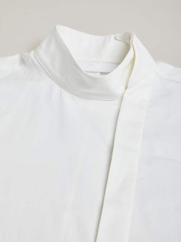 Креативные воротнички белых рубашек (подборка)