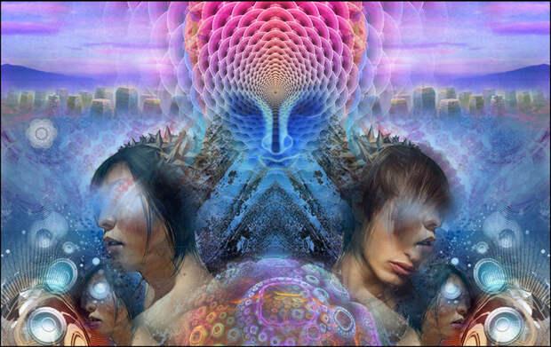 """Галлюцинации это видения из """"тонкого мира""""?"""
