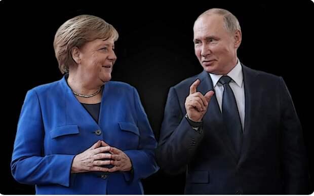 Теперь и Меркель хочет встречи с Путиным. Что она ему предложит.