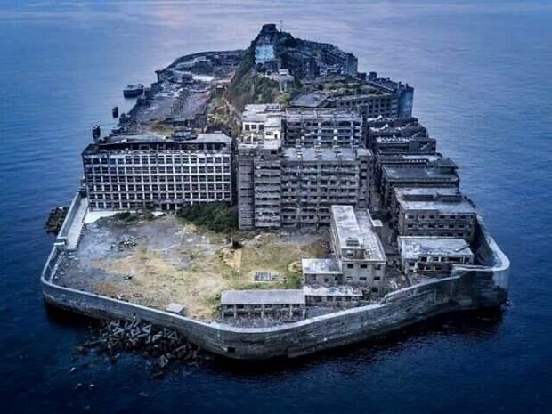 Трудно поверить, что раньше это было самое густонаселенное место на планете. /Фото: pinterest.com