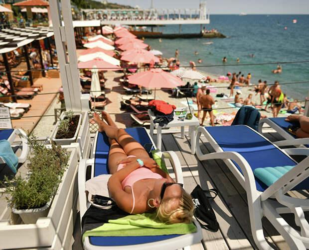 Отпуск по-русски: как туристы оценили качество отдыха в стране