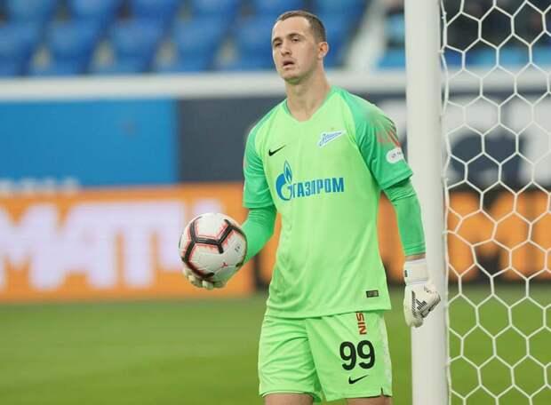 «Зенит» официально подтвердил, что Лунёв стал игроком леверкузенского «Байера»