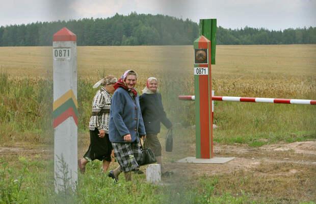 В Литве разглядели «опасность» в потоке невидимых мигрантов