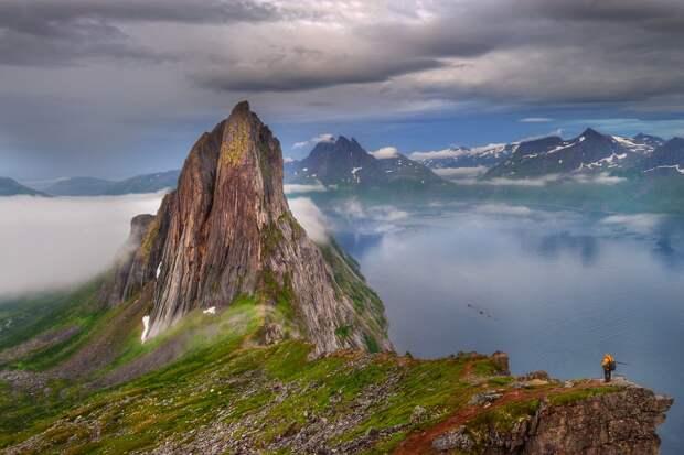 Города и природа на впечатляющих снимках Эдуарда Гордеева