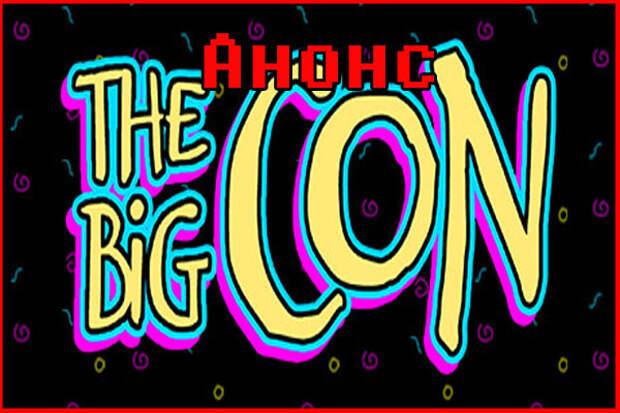 Анонс игры The Big Con