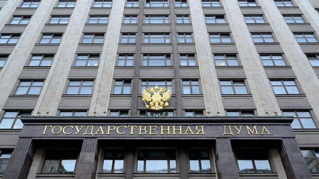 Госдума одобрила поправки о мерах поддержки семей