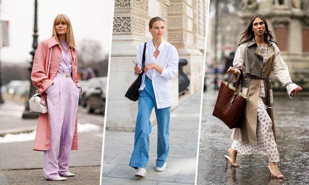 5 трендов этой весны, которые можно носить уже сейчас