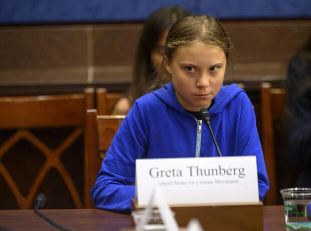 Экоактивистку Грету Тунберг обвинили в ненависти к Израилю