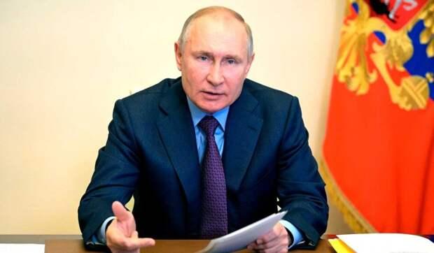 Одно слово в речи Путина вызвало переполох в Еврпое