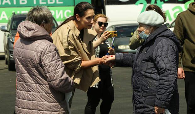 Внимание людям: штаб Розы Чемерис заработал вВольно-Надеждинске