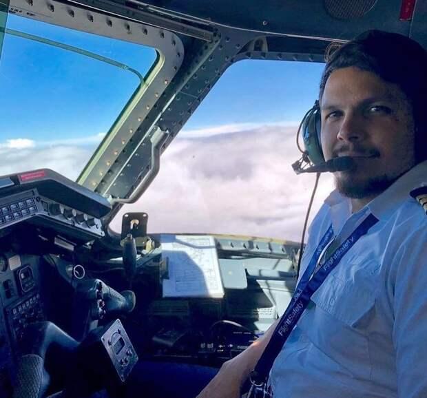 Пилот выжил после авиакрушения и месяц скитался по джунглям