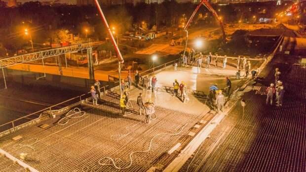Движение по новому путепроводу в Мытищах откроют осенью