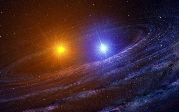 Cамая быстрая звезда покидает Млечный Путь со скоростью 1.7 тысяч км/с