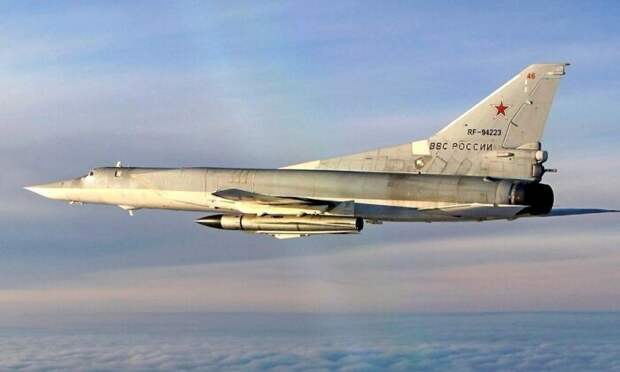 Гиперзвуковые ракеты Ту-22М3 ВКС РФ вСирии грозят всему южному флангу НАТО