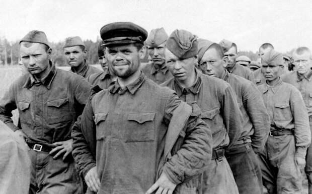 А говорят РККА воевать не умели в начале войны!? Военные истории. Великой Отечественной Войны .