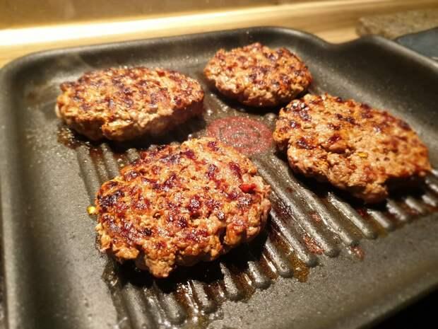 Готовлю котлеты только из мяса без мясорубки