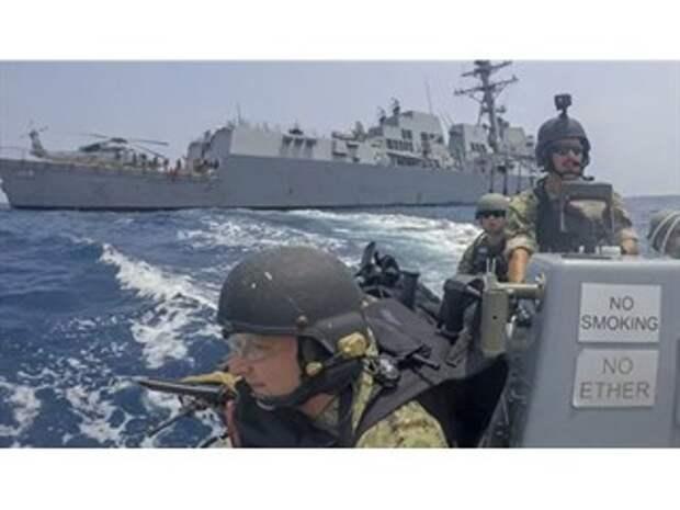 """Китайский флот будет уничтожен за 72 часа"": планы команды Байдена"