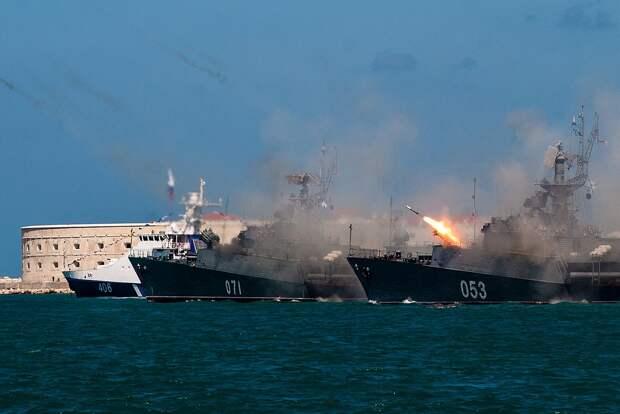 Возможности Черноморского флота уже превосходят времена могущества СССР