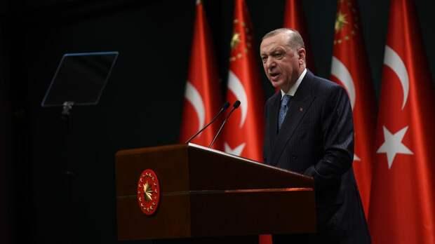"""США считают высказывания Эрдогана """"отвратительными"""" и антисемитскими"""
