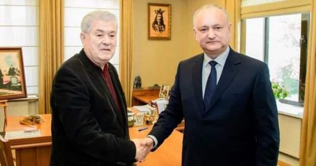 Социалисты икоммунисты создали предвыборный Блок спасения Молдавии