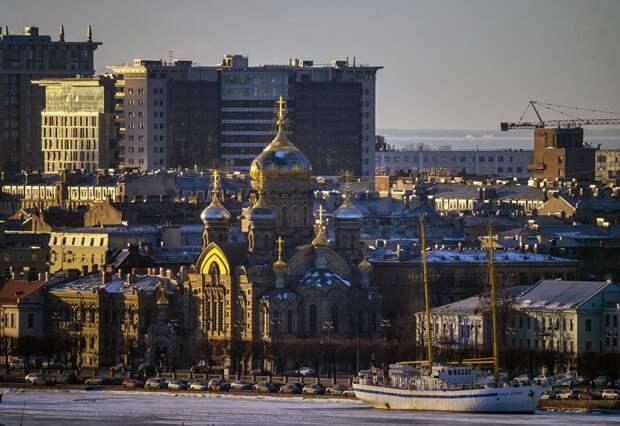 Москва и Петербург возглавили рейтинг качества жизни в России 2016 года