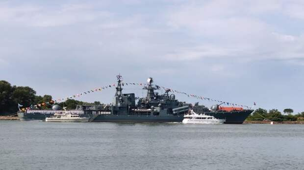 Петербуржцам рассказали о погоде на День ВМФ