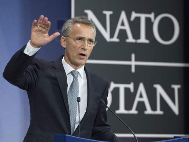 Глава НАТО пообещал союзникам защиту от России и Белоруссии