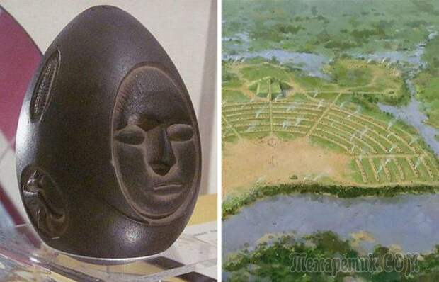 10 загадочных артефактов доколумбовой эпохи