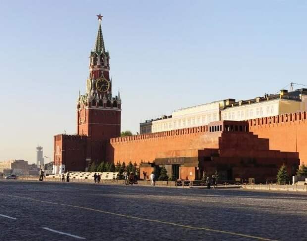 Кремль выстоял всю войну практически без потерь. /Фото: eva.ru