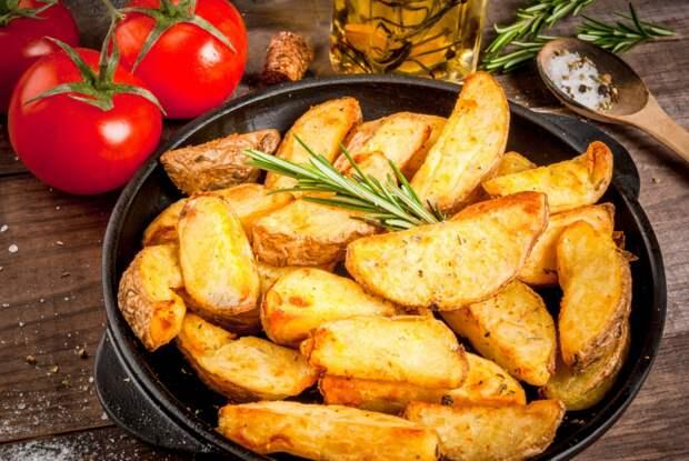 Крестьянская картошка: 4 максимально простых в приготовлении рецепта