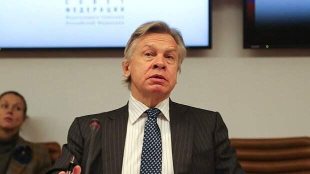 Пушков объяснил, почему Всемирный конгресс вакцин признал лучшей «Модерну»