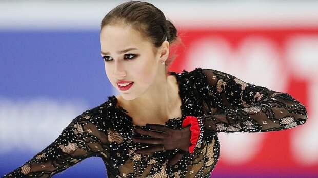 Олимпийская чемпионка Загитова показала номер под любимую песню Медведевой