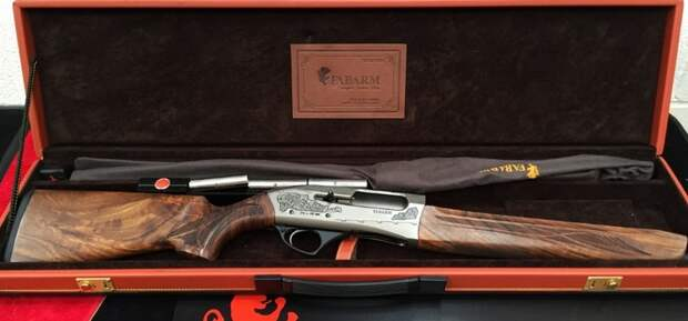 «Fabarm XLR5 Prestige» – ружьё технологий XXI века