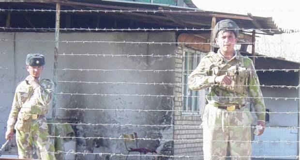 Стрельба началась еще в одном районе Киргизии, спецназ захватил погранзаставу в Таджикистане
