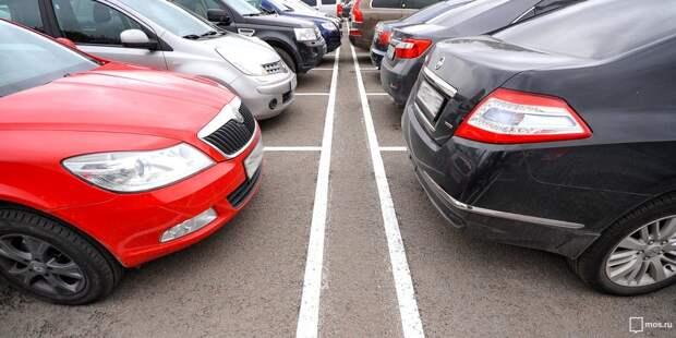 На Сормовской начала работу новая платная парковка