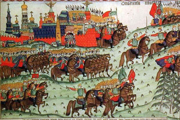 640 лет прошло со дня Куликовской битвы