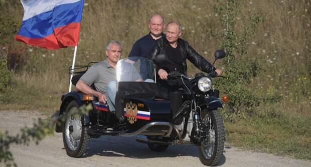Путину больше всего доверяют в Крыму, Севастополе и Чечне