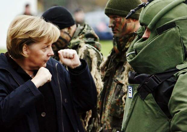 Новости Германии: девочки, не ссорьтесь
