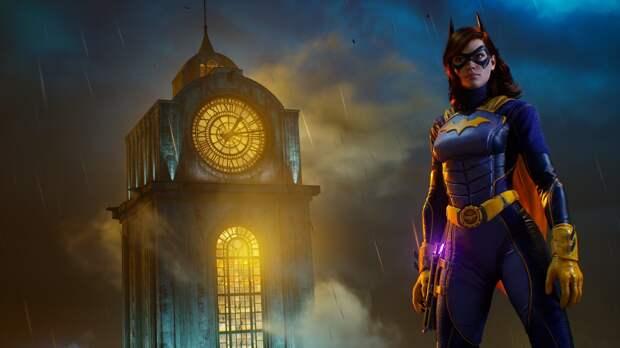 Разработчики игры Gotham Knights перенесли релиз на следующий год