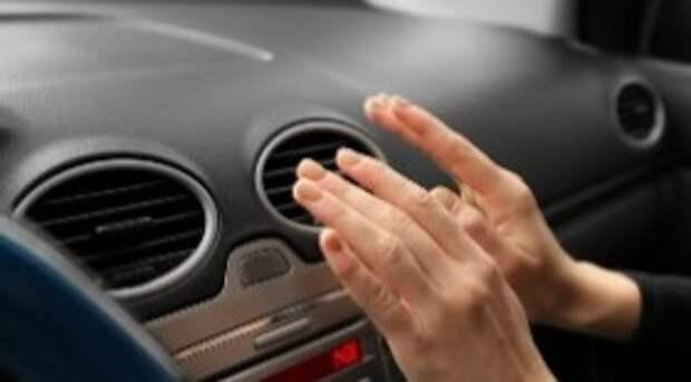 7 причин, почему кондиционер в машине дует горячий воздух, а не холодный