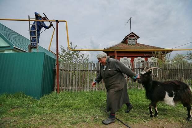 Совет Федерации одобрил закон огазификации споправками «Единой России»