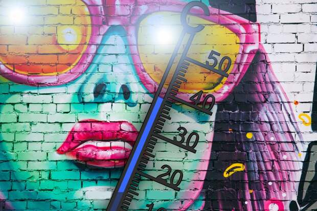 Москвичам пообещали жару до +33°C