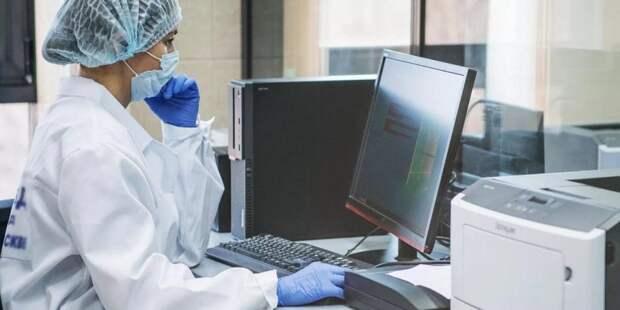 Депутат Мосгордумы Самышина рассказала о помощи искусственного интеллекта врачам. Фото: mos.ru